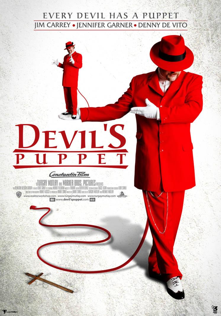 Devil's Puppet Poster Design