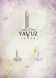 Yavuz Tower Logo by operadevil69