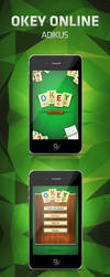 Okey Online- iPhone by operadevil69