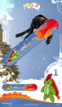 snowboard design-2