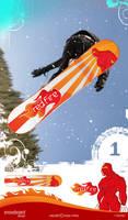 Snowboard Design-1 by operadevil69