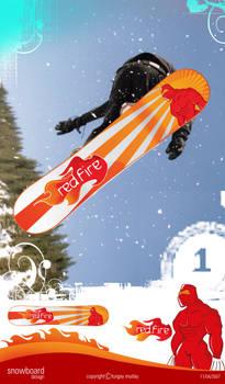Snowboard Design-1