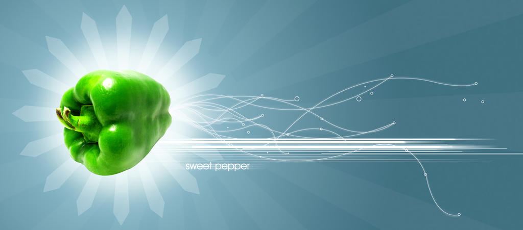 sweet papper by operadevil69
