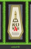 Unicef No War by operadevil69