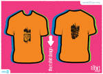 Fast Music T-shirt design