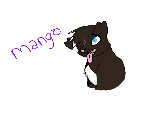 Mango by SplitzBanana