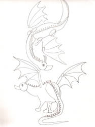 Basic Dragons 2 by cougartiger
