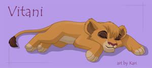 Sleeping Vitani
