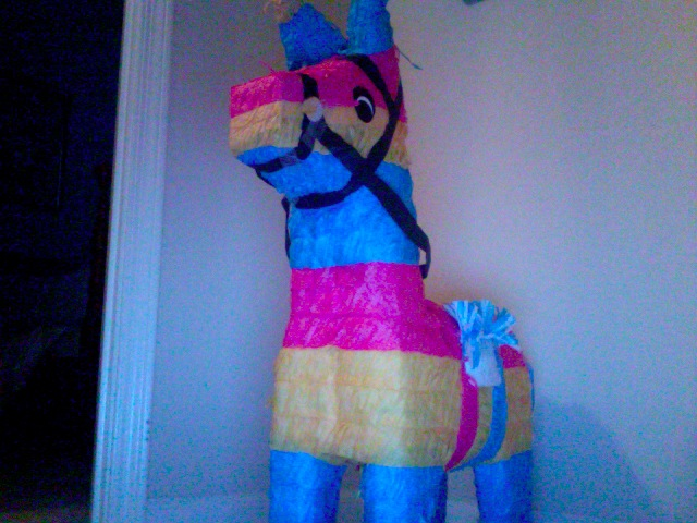 My pet pinata by SanctuaryLover