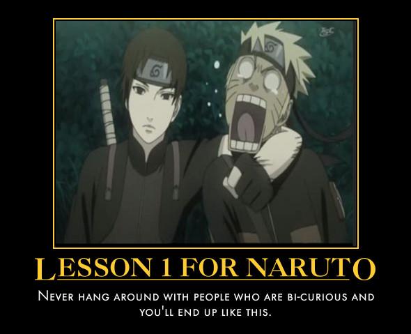 Lesson 1 for Naruto