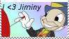 Jiminy Cricket Stamp by RyougaLolakie