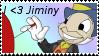 Jiminy Cricket Stamp