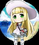 (Pokemon) Chibi Lillie