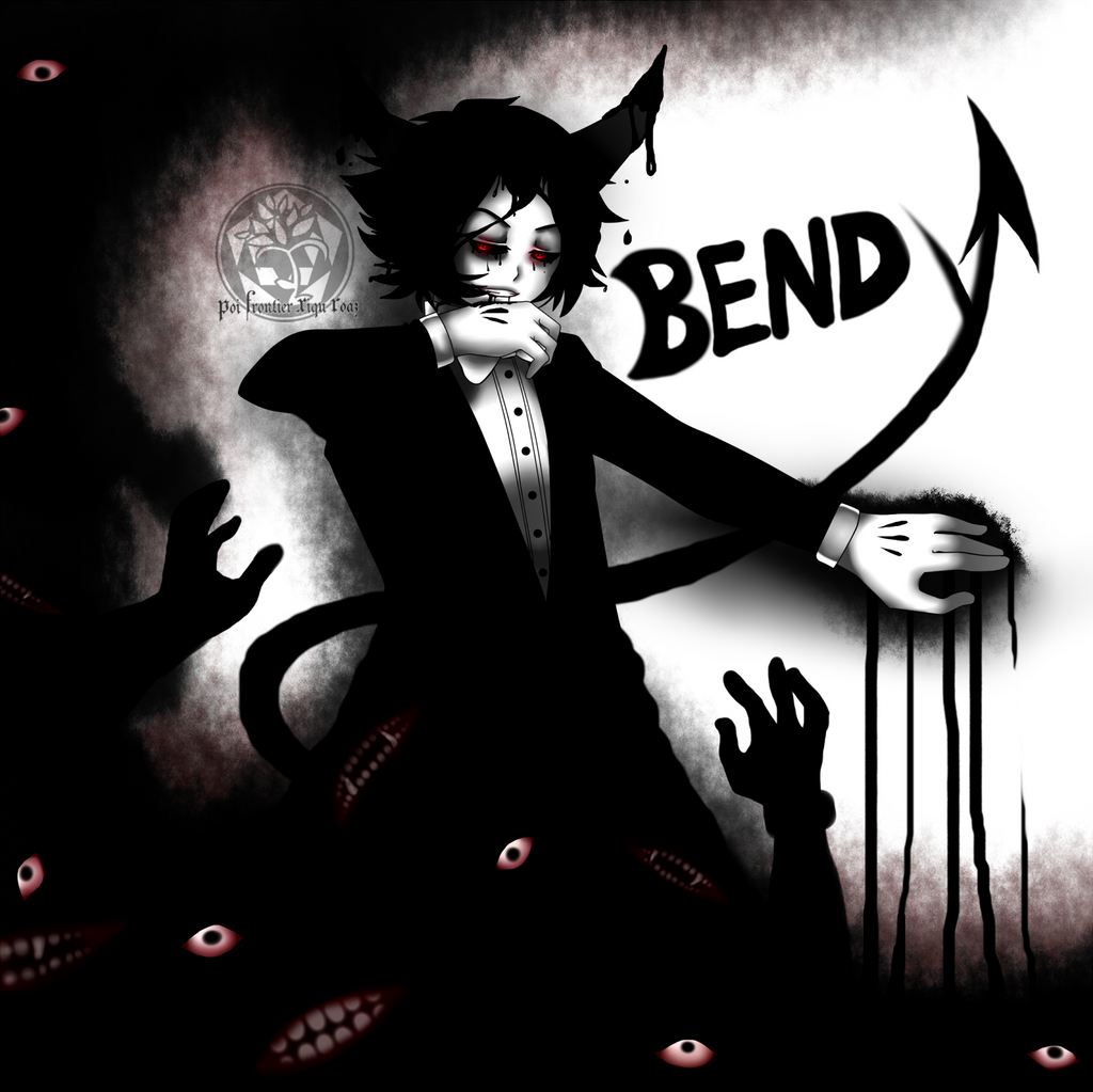 bendy and the ink machine human