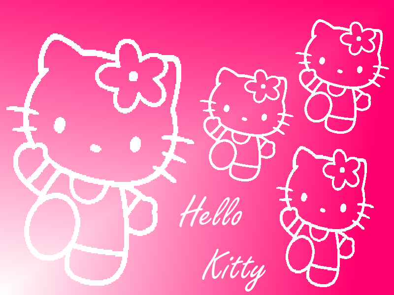 Hello kitty Background/wallpaper by alishajenkinsx on DeviantArt