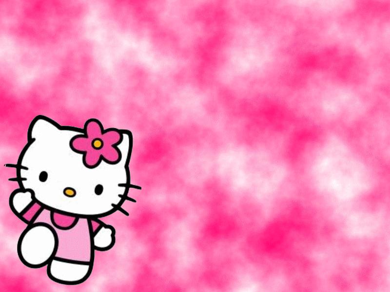 Hello Kitty Pink Cloud Background/wallpaper by alishajenkinsx ...