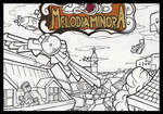 Melodia Minora Title Screen