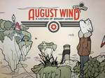 August Wind Title Artwork
