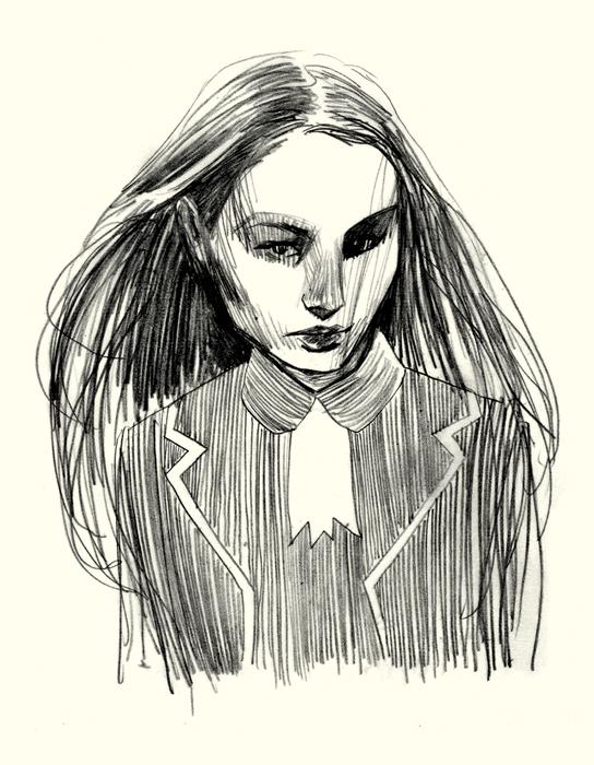 Ruslana II by clayrodery
