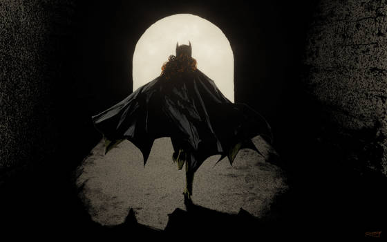 A Dark Knightess