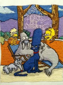 Simpsons Animals