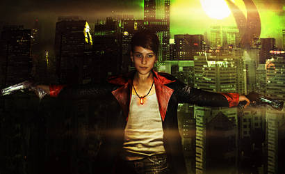 New Dante by AlenLav