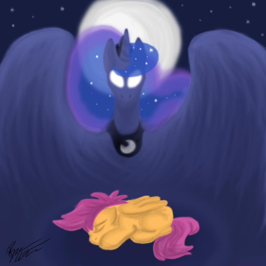 Keeper of Dreams by ThunderShock0823