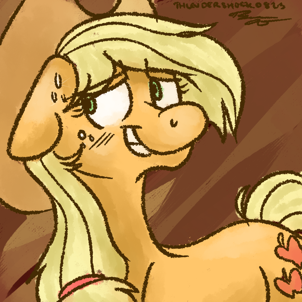 ATG: Round 2 - Day 16 - Nervous AJ by ThunderShock0823