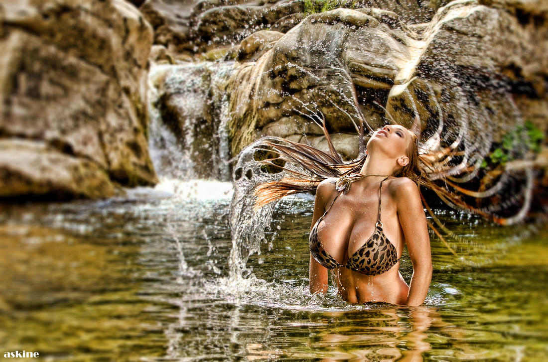 Jordan Carver - Wallpaper by askine