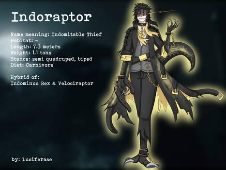 [Jurassic World] Indoraptor