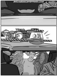 Ghostbusters Promo Storyboards by Essig-Peppard