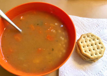 Chicken Barley Soup by rcmacdonald