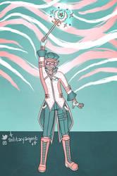 Niles - Magical Boy/Code Vein