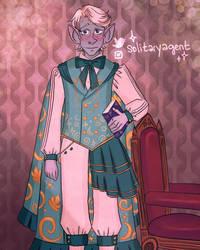 Niles - Portrait