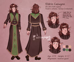 Eldrin - Reference