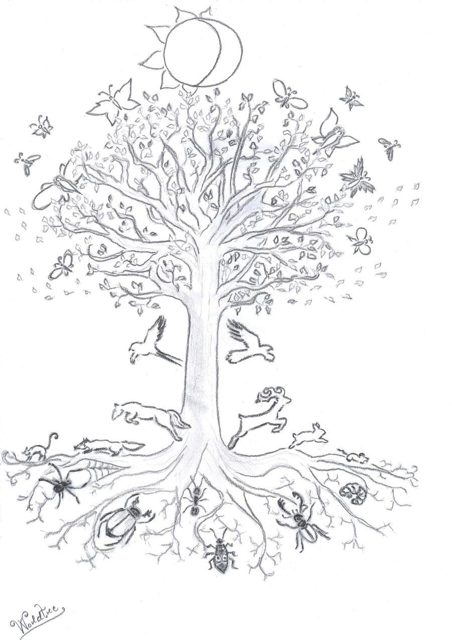 World tree by getupp