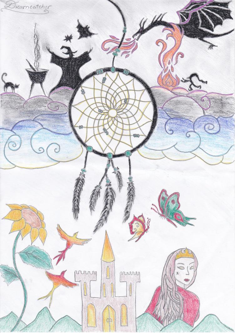Dreamcatcher by getupp