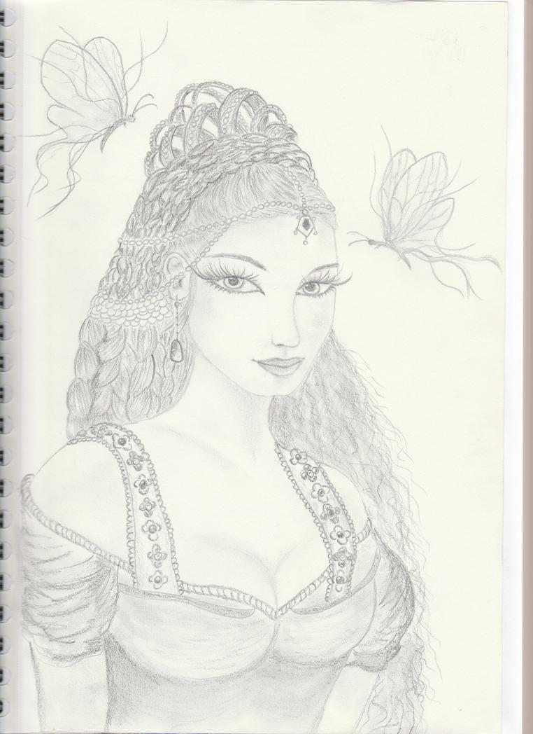 Fairy Queen by getupp