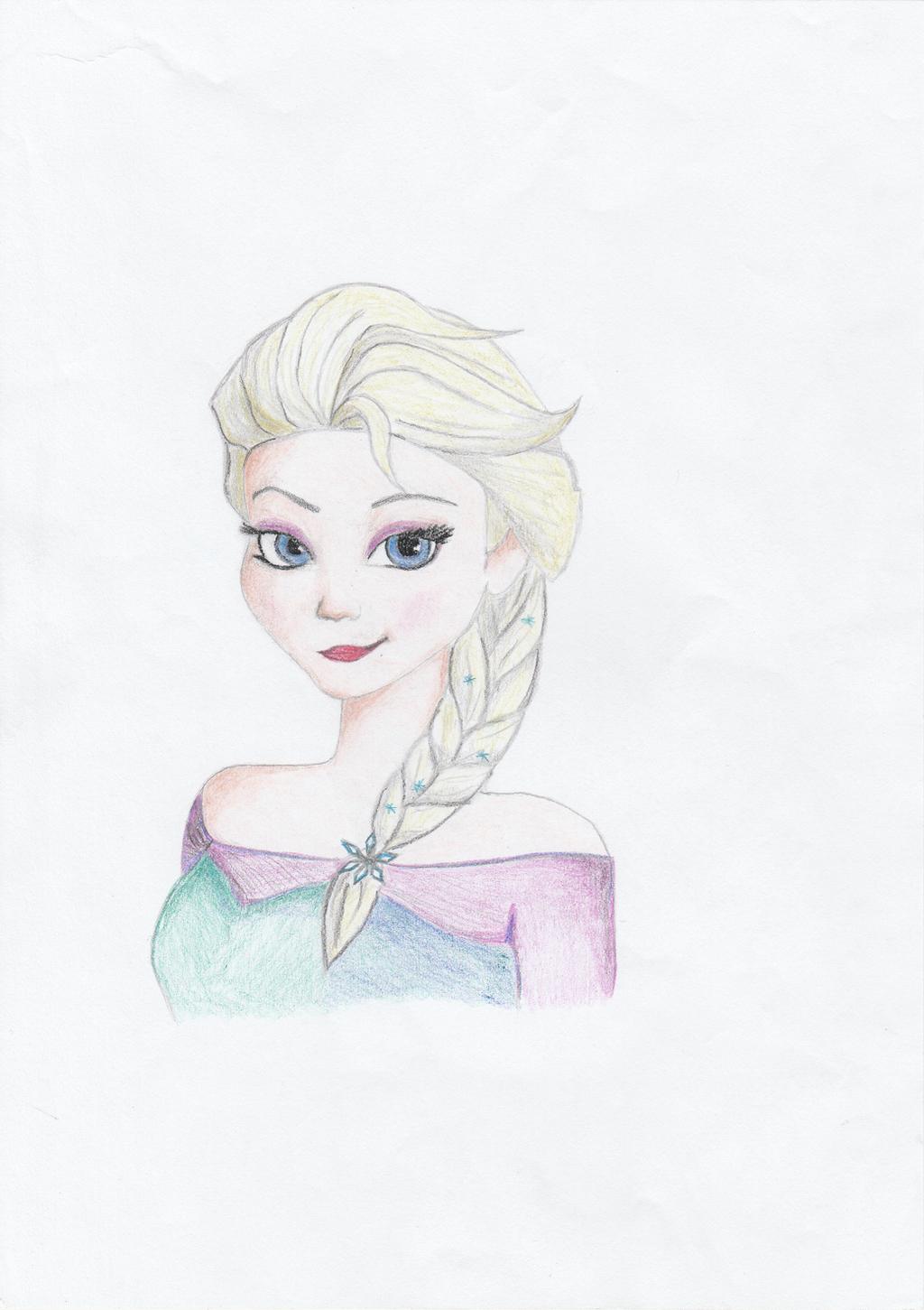Elsa by getupp