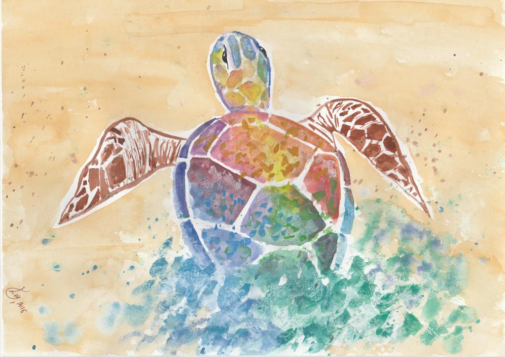 Turtle by getupp