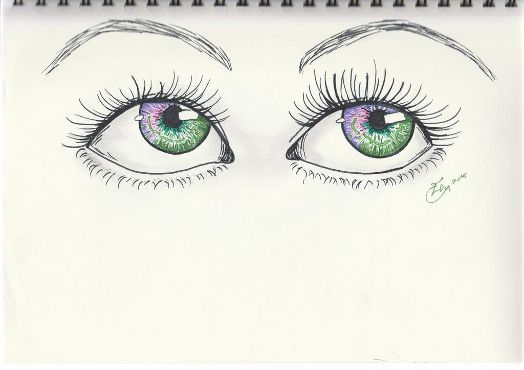 Eye 3 by getupp