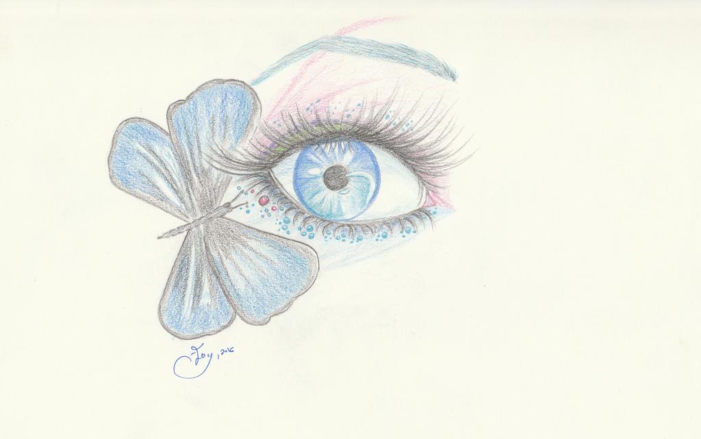 Magical eye by getupp