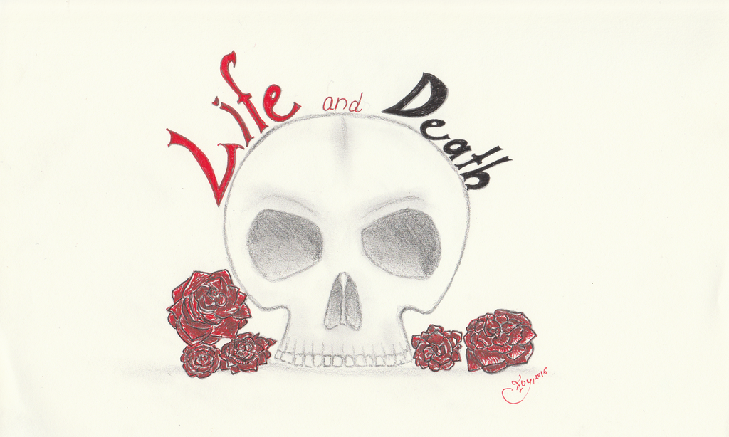 Life And Death by getupp