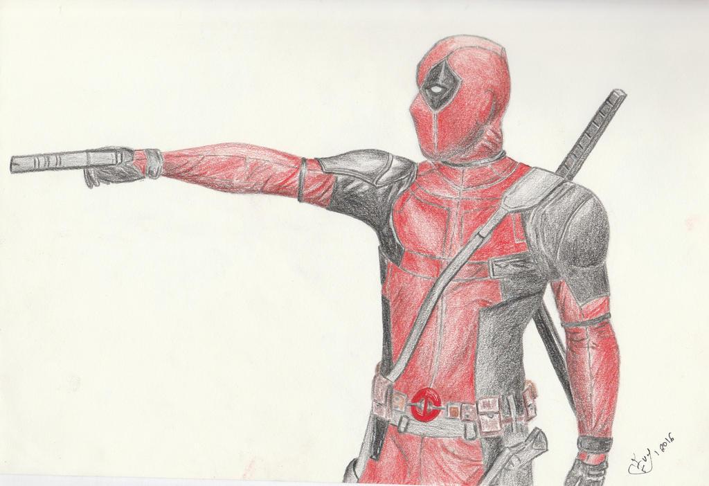 Deadpool by getupp