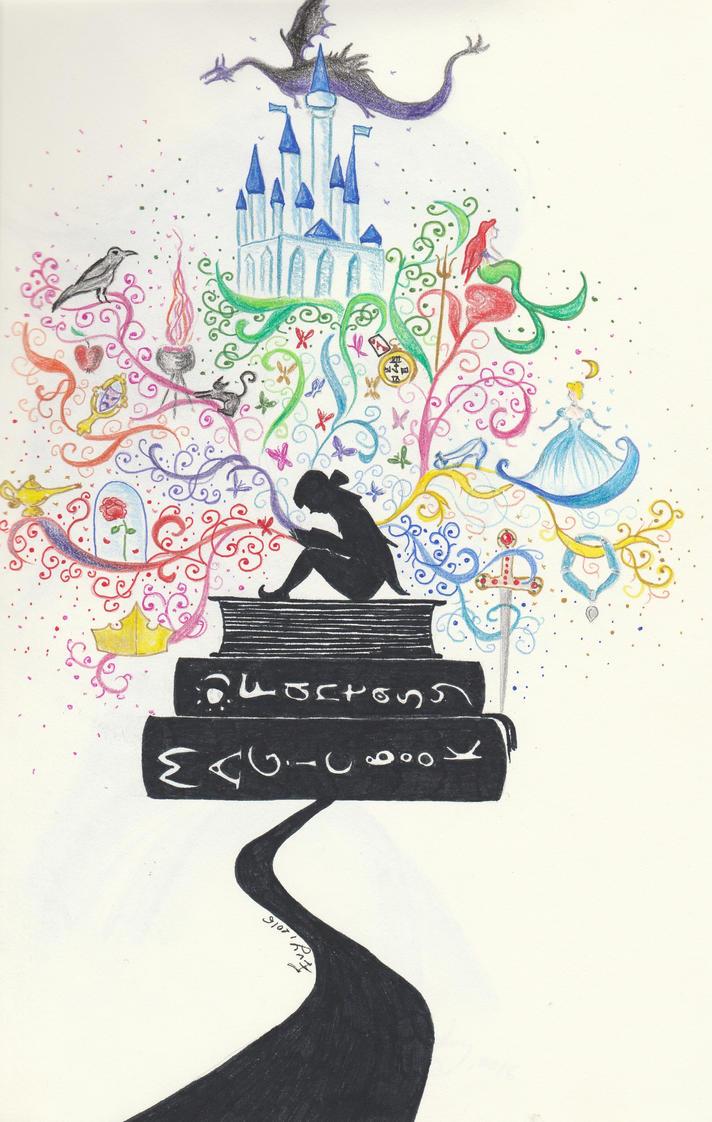 Magic of Books by getupp