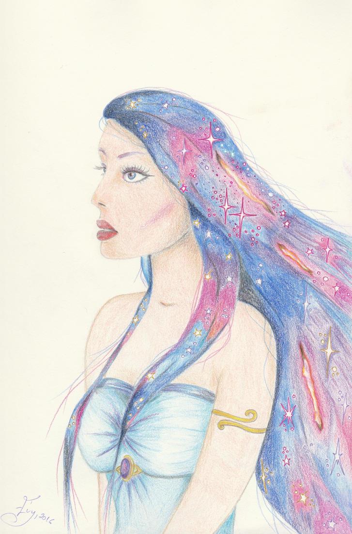 Galactic Princess by getupp