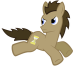Doctor Whooves, I guess