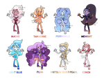 [A] Collab Pearls (8/8 OPEN)