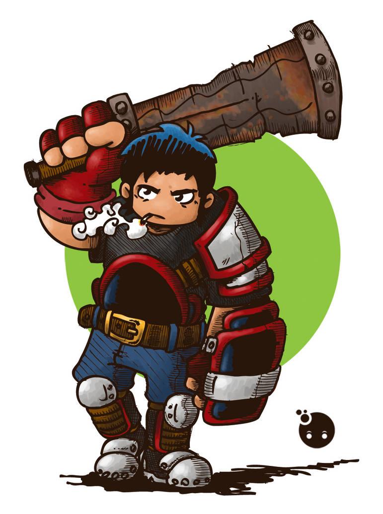 Heroi by HuD-Kun