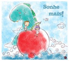 Sonhe Mais by HuD-Kun